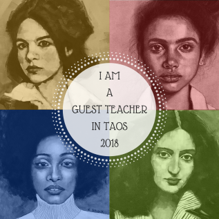 I AM A GUEST TEACHER IN TAOS 2018